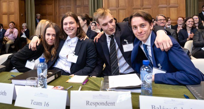 罗兰大学赢得海牙模拟法庭竞赛总冠军 再掀匈牙利留学热潮