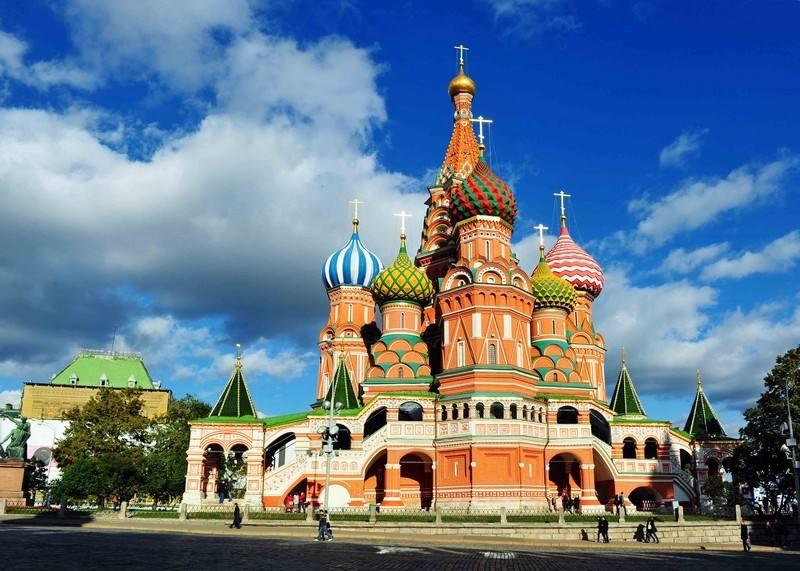 赴俄罗斯旅游为何越来越火