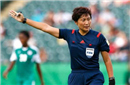 巾帼不让须眉 中国两名女子裁判员将亮相世界杯