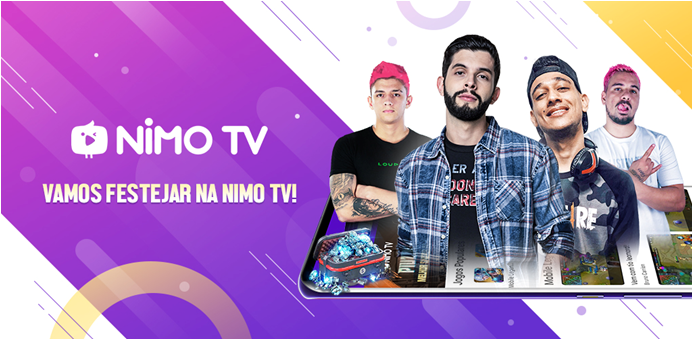 虎牙旗下Nimo TV进军巴西 打造巴西第一手游直播平台