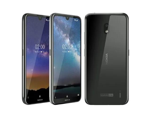 Nokia 2.2曝光:电源键内嵌LED通知灯
