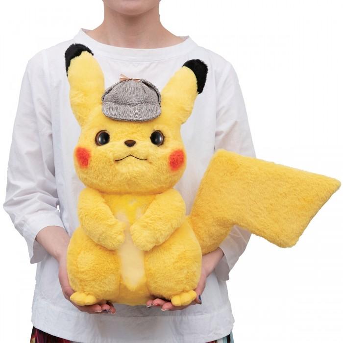 日本高玩收到假货大侦探皮卡丘玩偶这么办
