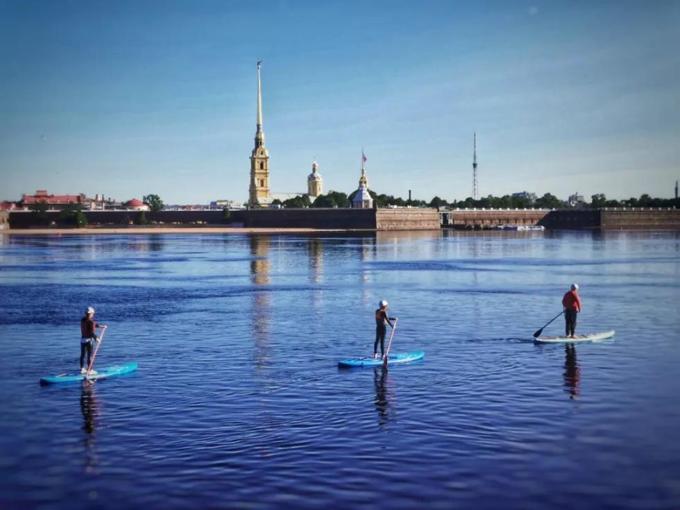 多彩圣彼得堡,期待习主席再访