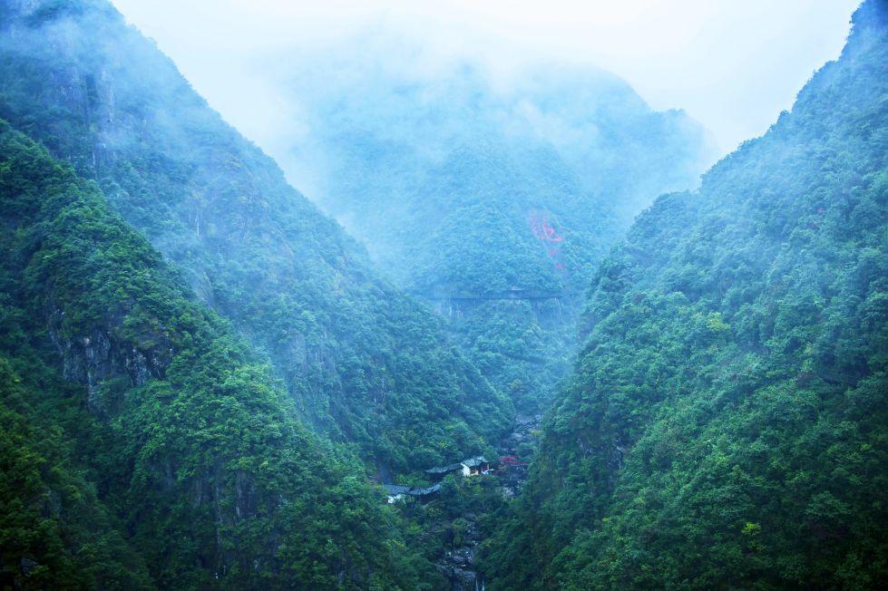衢江 | 这个清凉秘境,风光不输桂林,避暑绝佳胜地!