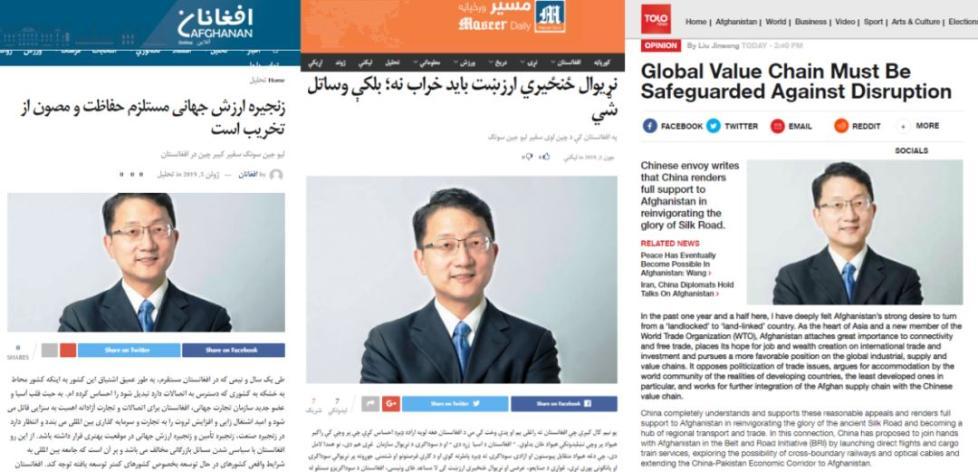 刘劲松大使署名文章:全球价值链需要维护不容破坏