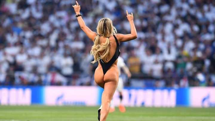 女球迷闯入欧冠决赛现场,欧足联对其罚款15000欧元_德国新闻_德国中文网