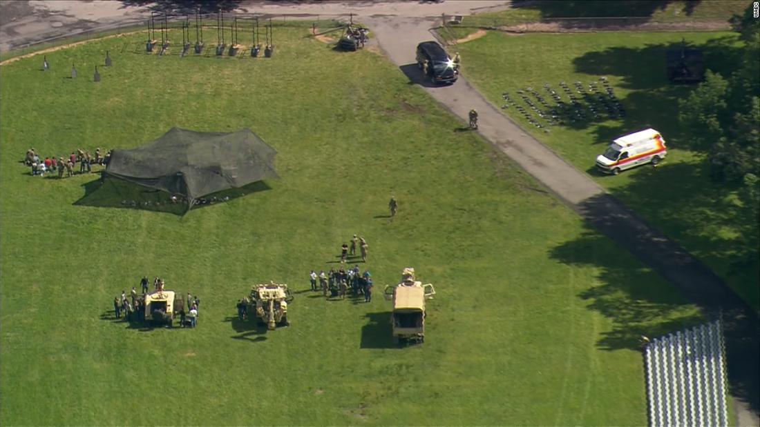 美国西点军校发生严重交通事故 造成1死21伤_德国新闻_德国中文网