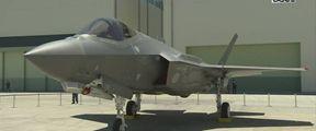 F35A战机飞行员尸体被找到