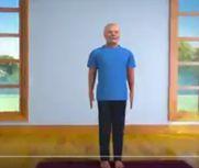 莫迪推广国际瑜伽日