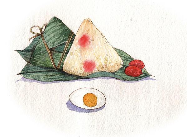 """地方特色粽子、""""网红""""粽子,你吃过几个"""