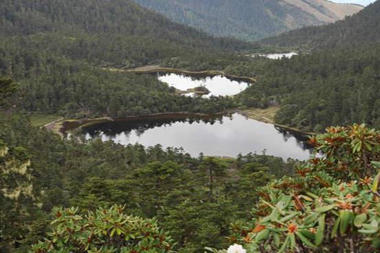 世界自然遗产 壮美老君山
