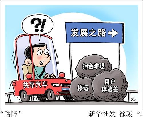 停运、押金难退、用户体验差,共享汽车驶向何方?