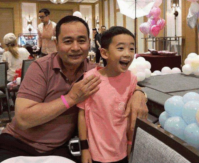 杨幂5岁女儿生日蛋糕曝光,蛋糕上的图案引热议