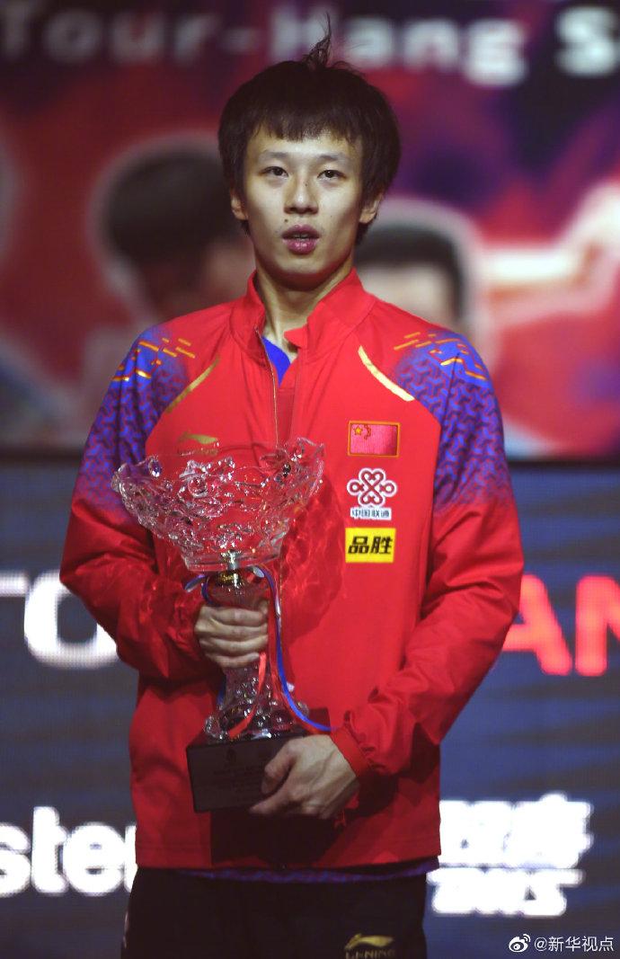 祝贺!中国选手包揽港乒赛男单、女单冠军