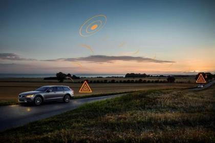 沃尔沃、宝马、福特与奔驰共享实时交通数据
