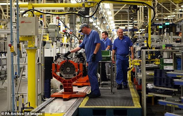 考虑脱欧影响 福特或关闭英国发动机制造厂