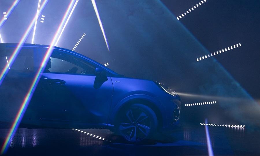 福特宣布出席2019法兰克福车展 推SUV阵容