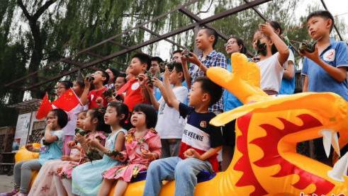 端午3天北京接待游客580.8万人次 营业收入3亿元