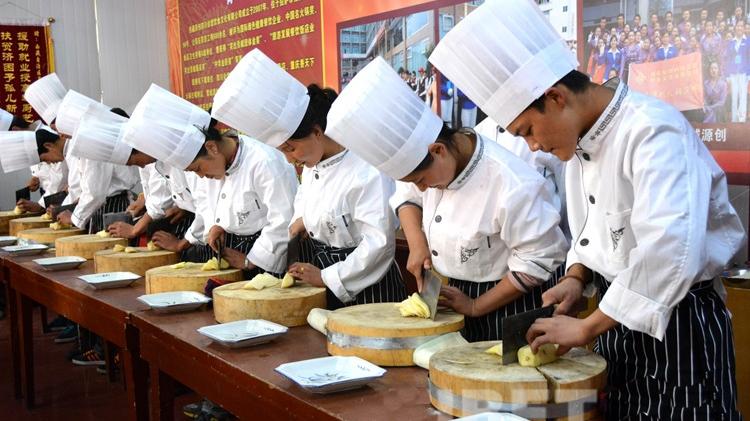 西藏餐饮协会探索舌尖上的扶贫模式