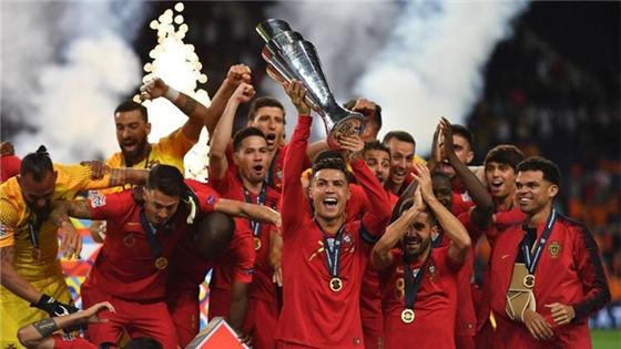 欧洲国家联赛:葡萄牙获得冠军