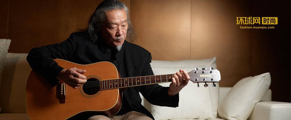 环球网时尚专访音乐大师喜多郎:聆听宇宙与未来的声音