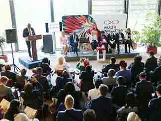 中非商会首访联合国日内瓦总部及教科文组织
