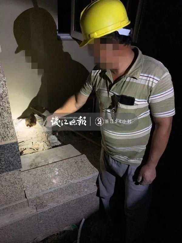 """一工地109个铝合金挂件被盗!幕后黑手""""委屈"""":我就想打口锅"""