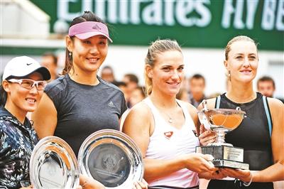 首次晋级法网决赛惜败 中国女双东京奥运冲击冠军?