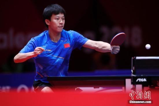 国际乒联世巡赛香港站中国队夺4冠成大赢家