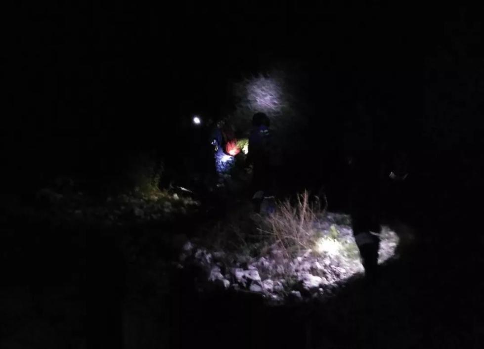 6名大学生深夜被困十渡野山,绝望中写下遗书!幸亏……