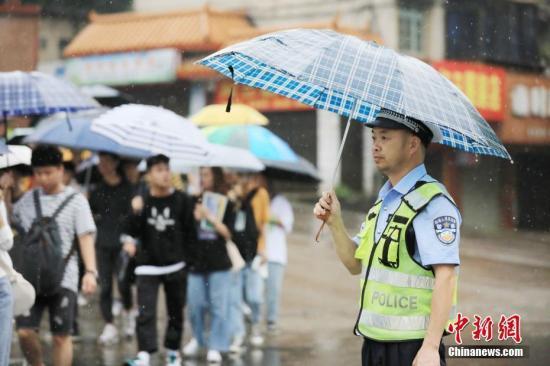 南方降雨将继续 江南中南部华南等局地有暴雨