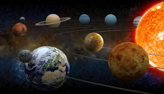 人类对太阳系各大行星的漫长探测史