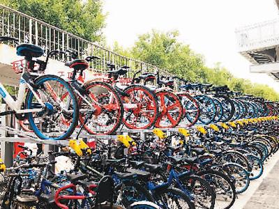 健康出行 一路畅通 体验北京首条自行车专用路
