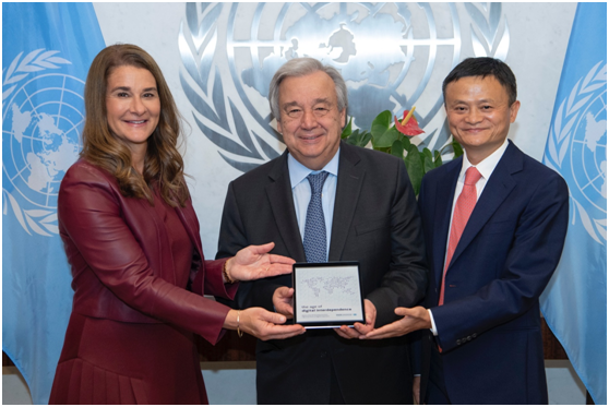 联合国秘书长高度评价的数字经济报告将带来什么?_德国新闻_德国中文网