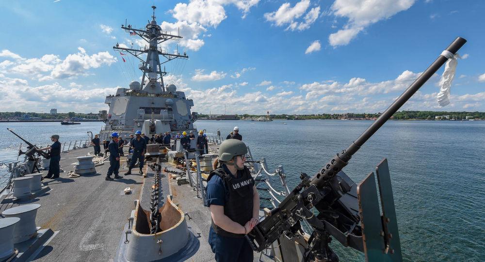 北约在俄家门口大搞演习 俄军出动舰机导弹监视
