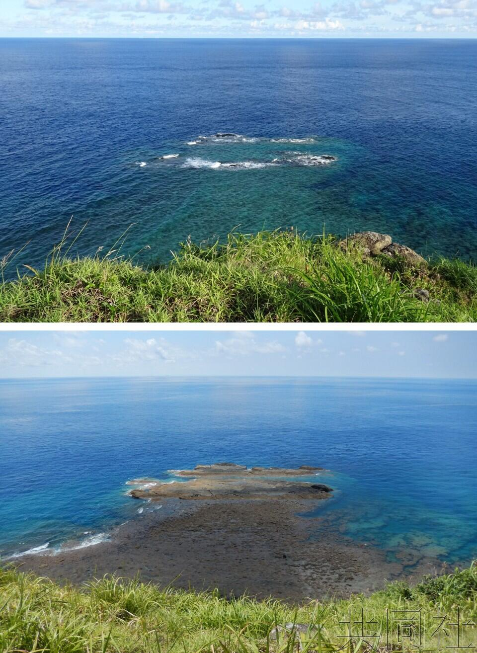 凭借与那国岛岩石扩大领海面积,日本国土又向西推移260米_德国新闻_德国中文网