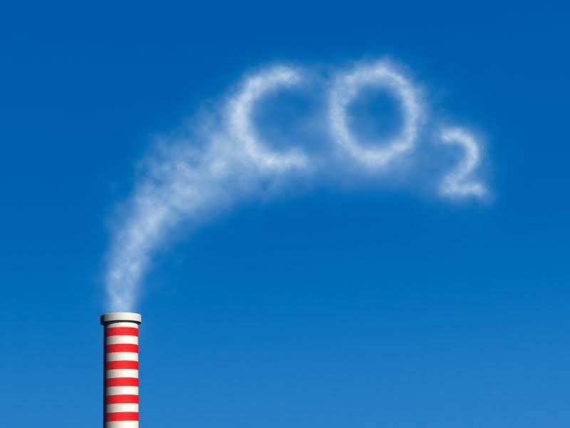 全球大气二氧化碳浓度5月再创新高