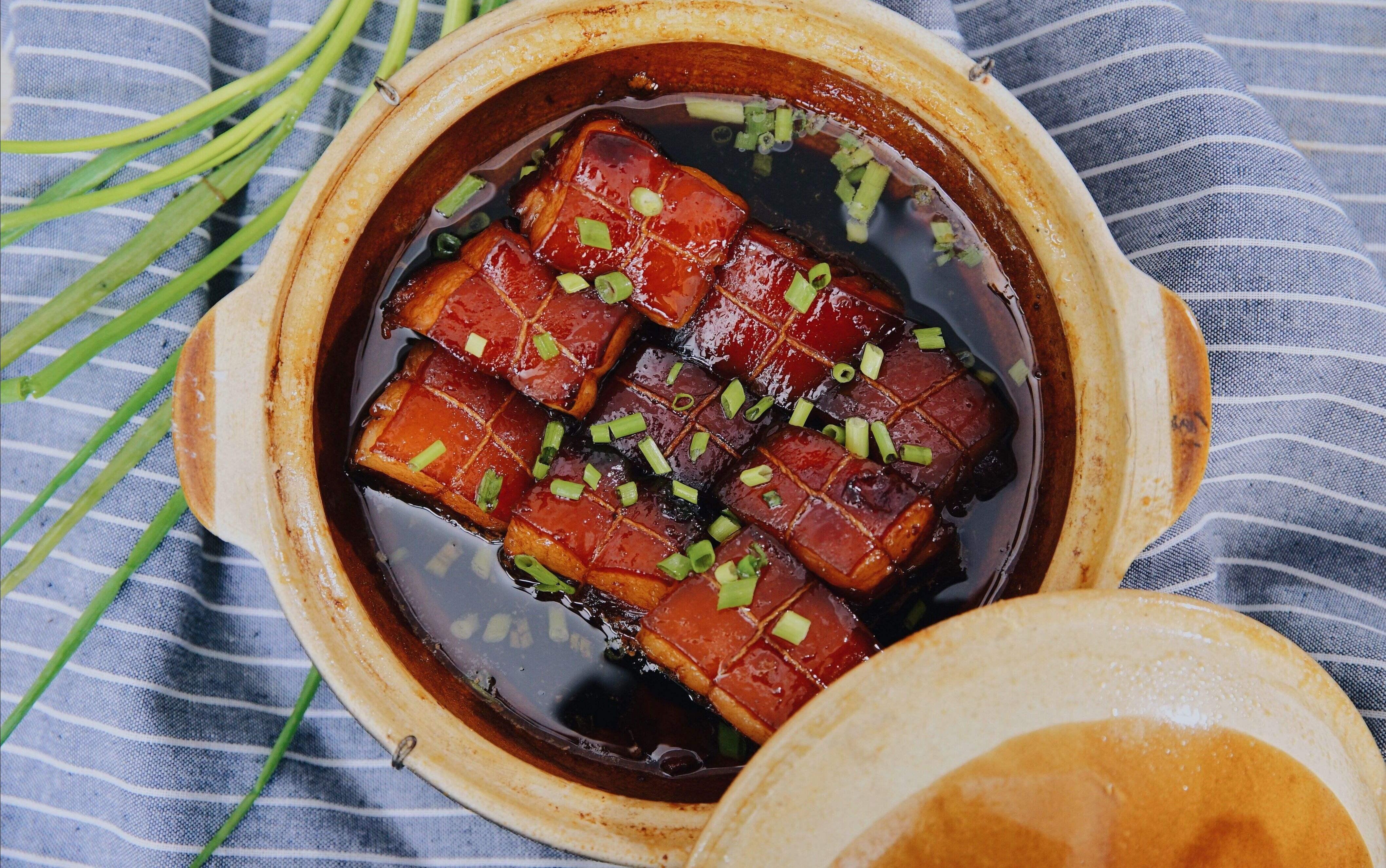 舌尖上的浙菜——东坡肉