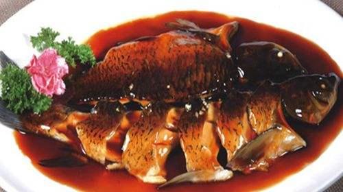 舌尖上的浙菜——西湖醋鱼