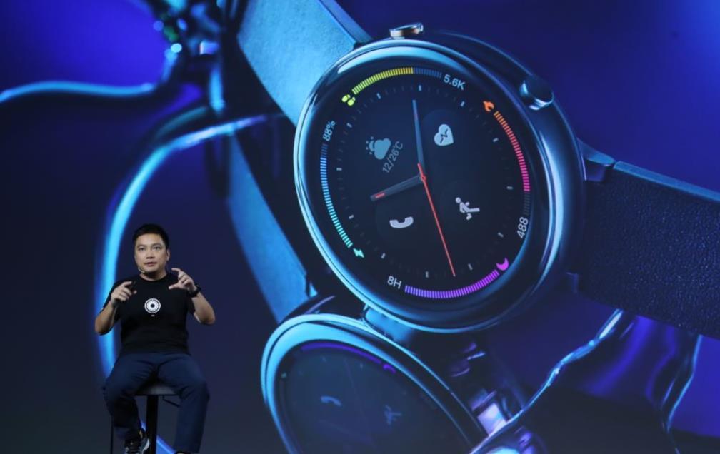 华米科技发布两款智能穿戴新品:搭载自主研发-郑州网站建设