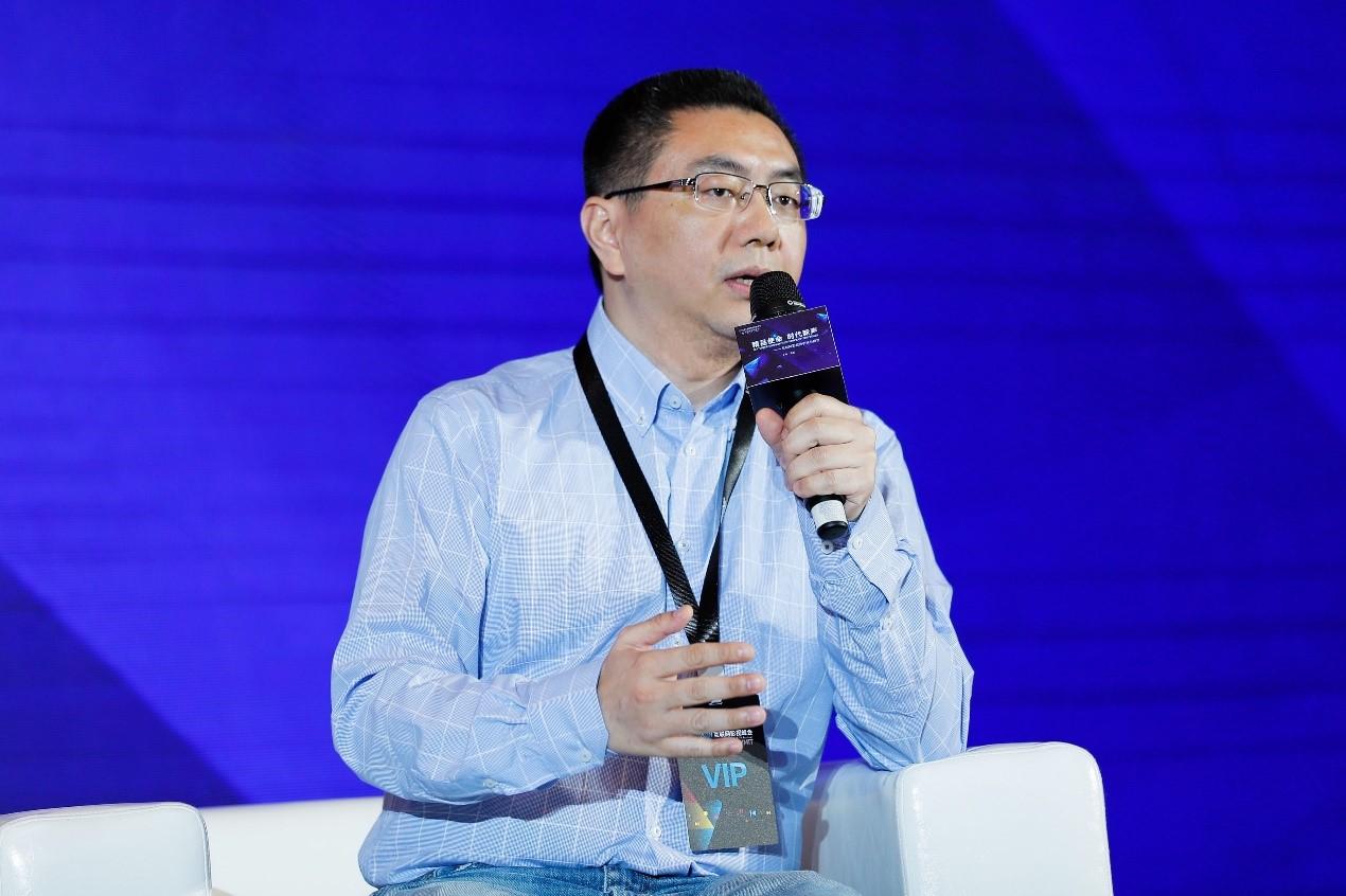 阿里大文娱CFO宇乾:用正能量影响行业上下游