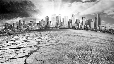 气候变化威胁文明绝非危言耸听