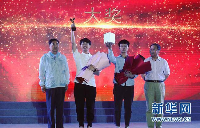 武汉大学生无人机拍摄缉毒短片斩获全国竞赛特等奖