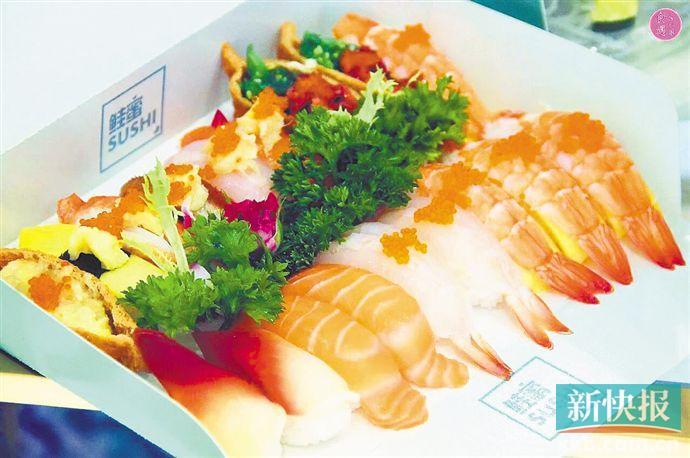 夏日美食 从视觉到味觉的清凉体验