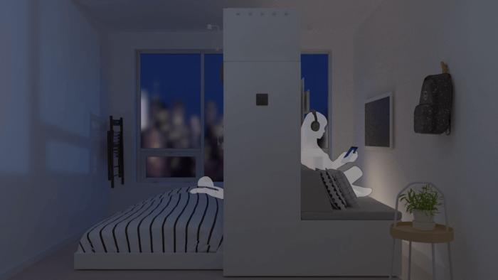 """Rognan系列""""变形机器人""""家具预计2020年推出"""