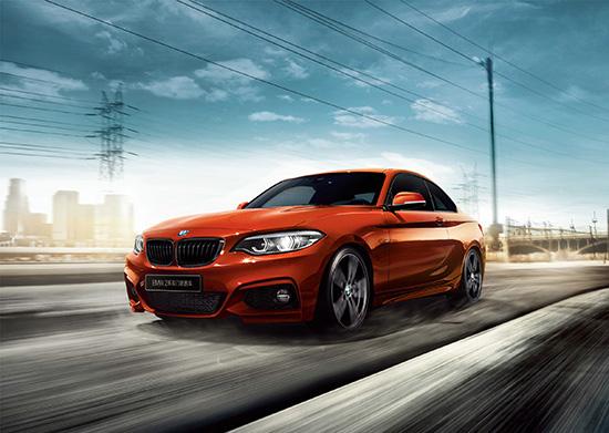 BMW 2系双门轿跑车及敞篷轿跑车2019款焕新上市