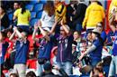 小组赛首轮:美国13比0豪取泰国 亚洲球队未尝胜绩