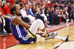 杜兰特伤情或影响整个NBA