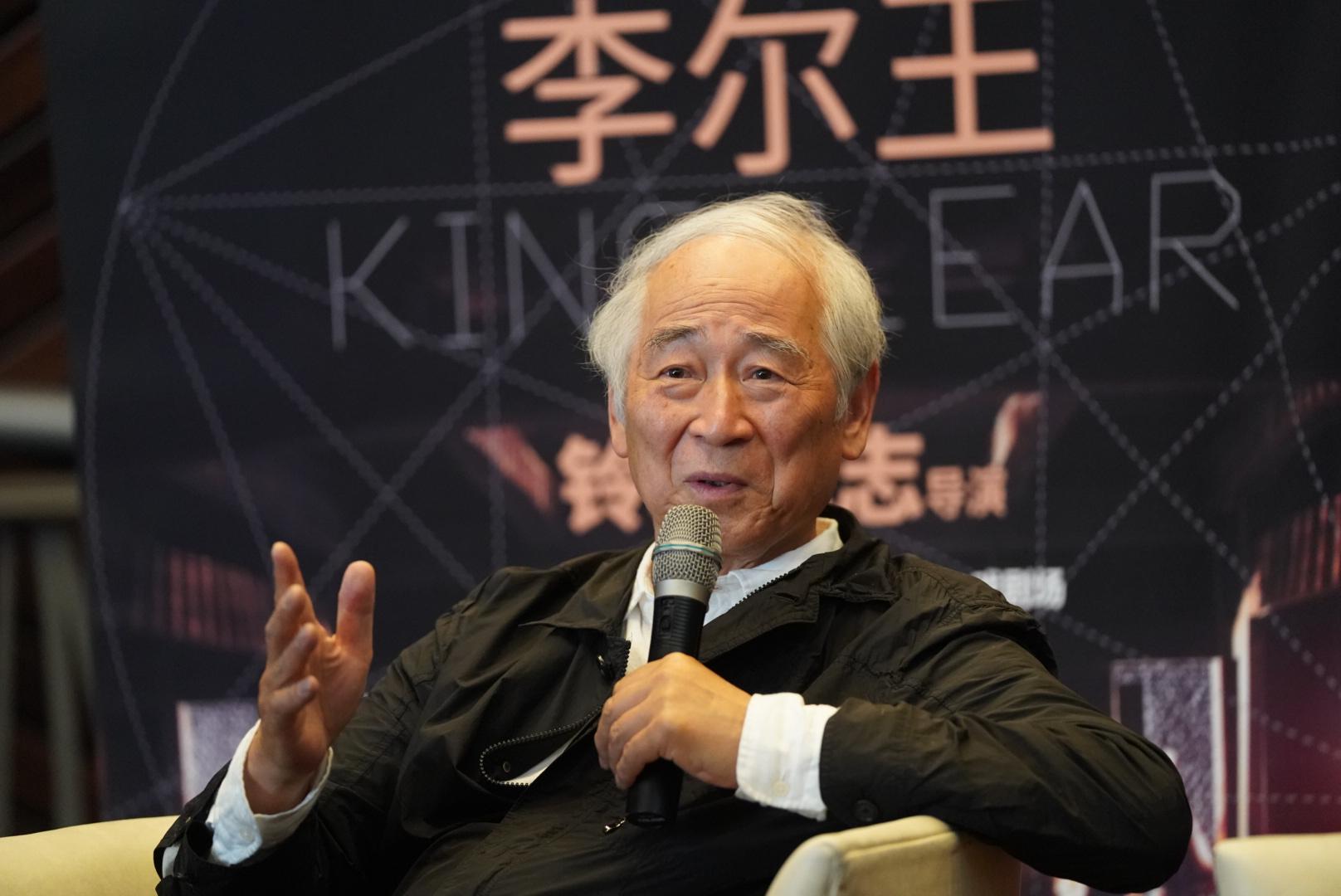 铃木忠志:让民族文化变成世界瑰宝是一个艺术家的使命