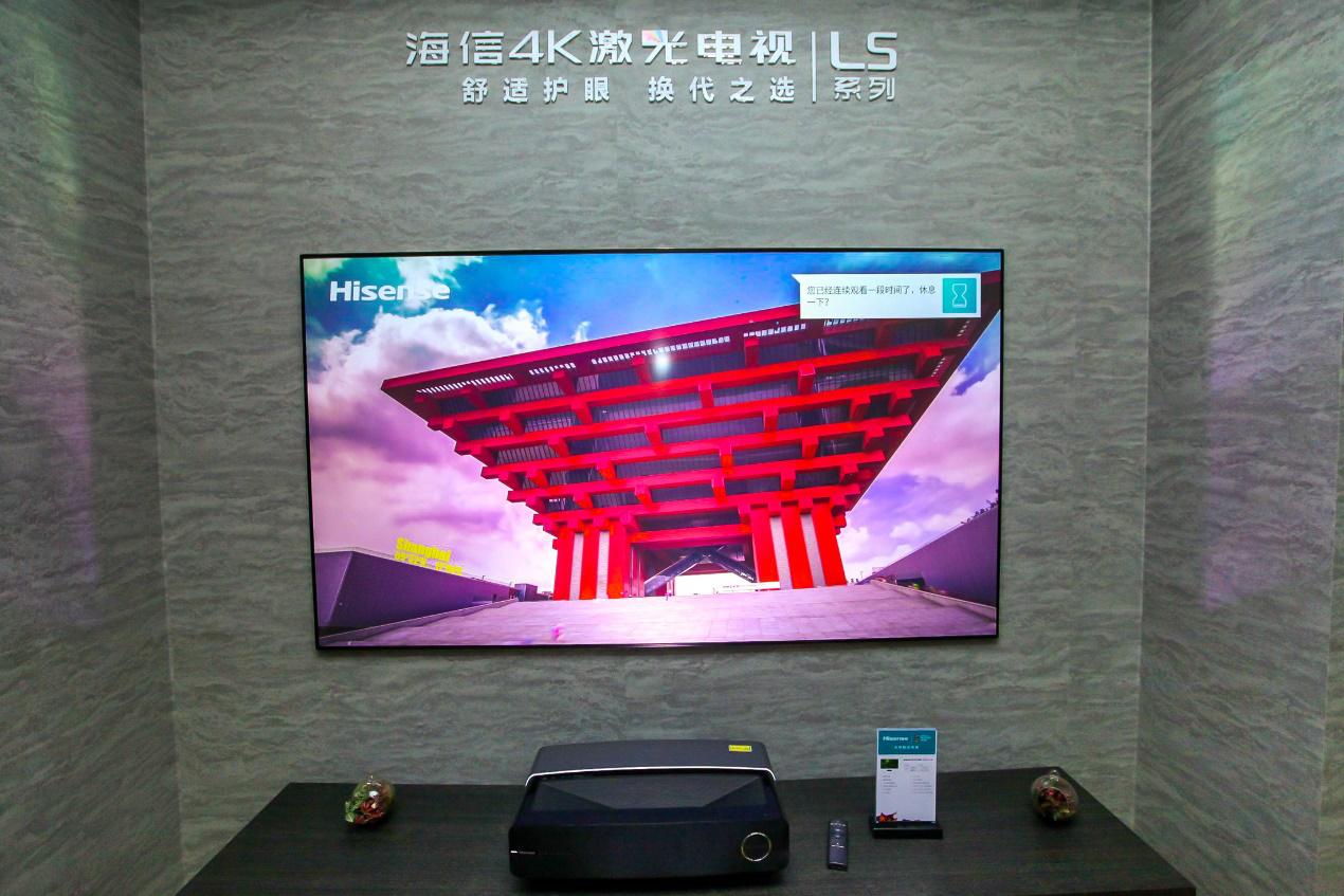 海信80英寸激光电视L5再度登顶畅销榜铁王座